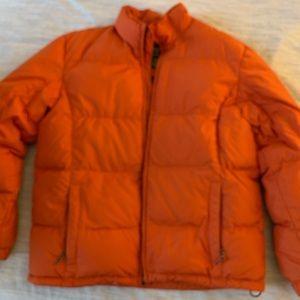 Like new, Eddie Bauer men's puffer jacket. Lg